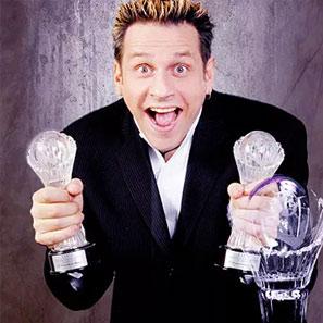 Shawn Farquhar champion de magicien