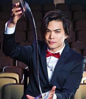 Shin Lim champion du monde de magie
