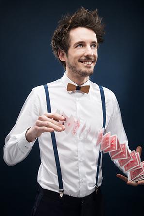 Gus le magicien